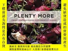 二手書博民逛書店Plenty罕見MoreY364682 Yotam Ottolenghi Ten Speed Press 出