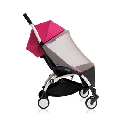 法國BABYZEN YOYO(6+)嬰兒手推車專用蚊帳(下標前請先詢問)
