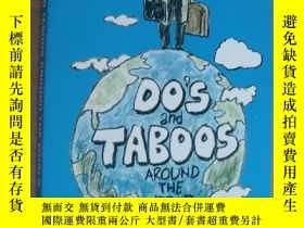 二手書博民逛書店DO S罕見AND TABOOS AROUND THE WORL