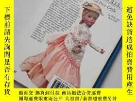 二手書博民逛書店Hard罕見Plastic Dolls, II Identifi