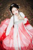 【熊貓】漢服女齊胸襦裙傳統漢服冬改良古裝唐裝