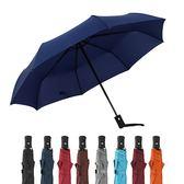 現貨 自動傘 摺疊傘 折疊 雨傘 兩用傘 防曬迷你傘 袖珍 8骨全自動摺疊傘 ✭米菈生活館✭【B14-1】