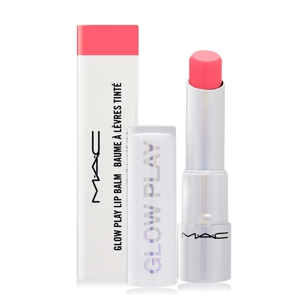 M.A.C 水漾果凍潤唇膏(3.6g)#454 FLORAL CORAL 粉櫻色-百貨公司貨