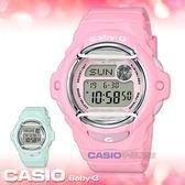 CASIO 卡西歐 手錶專賣店 國隆 BAAY-G BG-169R-4C 甜美電子女錶 樹脂錶帶 粉色錶面 防水200米 BG-169R