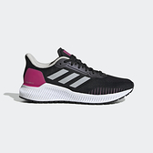 Adidas Solar Ride W [EF1444] 女鞋 運動 慢跑 機能 平穩 舒適 彈力 避震 愛迪達 黑紫