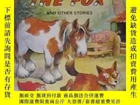 二手書博民逛書店英文原版罕見The Tale of Bushy the Fox