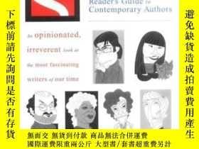 二手書博民逛書店The罕見Salon.com Reader s Guide To Contemporary AuthorsY3
