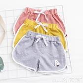 女童短褲外穿百搭男童寶寶兒童運動春裝童裝夏裝薄款大童純棉褲子 小天使