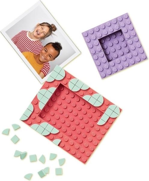 【LEGO樂高】DOTS 創意豆豆相框組 # 41914