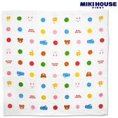 日本製MIKI HOUSE動物樂園/MHF車子可愛浴巾 毛巾 【JE精品美妝】