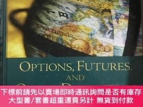 二手書博民逛書店Options,罕見Futures, And Other Derivatives 期權、期貨和其他衍生品 6版