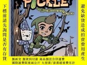 二手書博民逛書店Frankie罕見Pickle and the Mathematical MenaceY362136 Phot