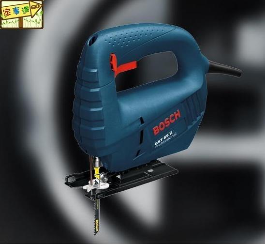 [家事達] 德國 BOSCH -GST 65 E  博世 專業線鋸機 特價