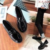 秋單鞋女英倫小皮鞋女女鞋
