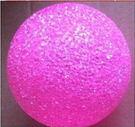 LED單色水晶球-粉色-8cm /個~~...