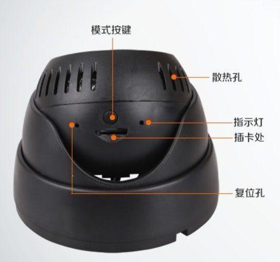 【強尼 3c】家用插卡監控攝像頭 TF卡攝錄一體機 即插即用簡單/錄像機 智能攝錄