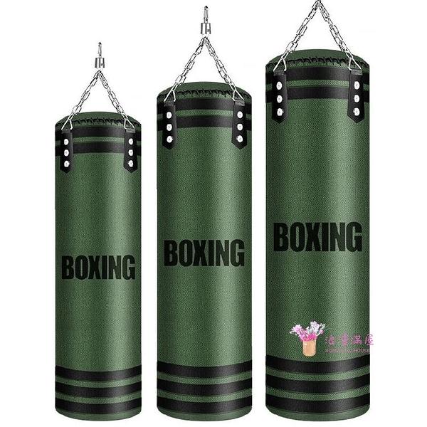 拳擊沙袋 拳擊武術散打實心帆布沙袋BOXING沙包110/120/150CMT
