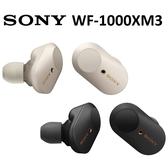 【免運費】SONY WF-1000XM3 真無線降噪藍牙耳機 (公司貨)