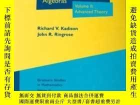 二手書博民逛書店Fundamentals罕見Of The Theory Of Operator Algebras Advanced
