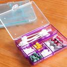 ♚MY COLOR♚六格整理收納盒 小物...