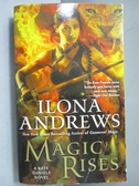 【書寶二手書T3/原文小說_NRE】Magic Rises-A Kate Daniels Novel_Andrews,