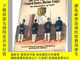 二手書博民逛書店The罕見Civil War Uniforms of the United States Marine Corps