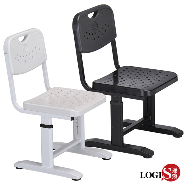 LOGIS   高度可調端正坐姿學習椅 學生椅 復健椅 (021CH)