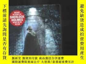 二手書博民逛書店英語推理小說罕見The Holmes Affair   Grah