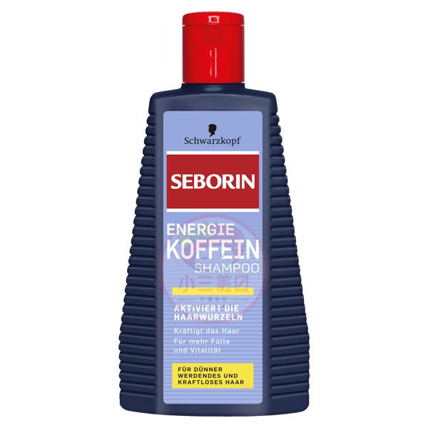 Schwarzkopf 施華蔻 Seborin 咖啡因洗髮露(250ml)【小三美日】施華寇 $249