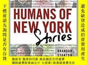 二手書博民逛書店Humans罕見Of New York-紐約人Y436638 Brandon Stanton Macmilla