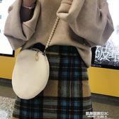珍珠包純手工珍珠錬條羊羔絨毛毛包可愛版女 凱斯盾數位3C
