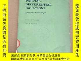 二手書博民逛書店partial罕見differential equations(P234)Y173412