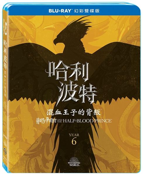【停看聽音響唱片】【BD】哈利波特:混血王子的背叛 幻彩雙碟版