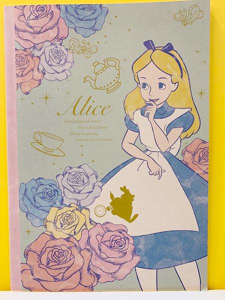 【震撼精品百貨】公主 系列Princess~筆記本-愛麗絲51252
