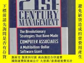 二手書博民逛書店21ST-CENTURY罕見MANAGEMENT 21世紀的管理