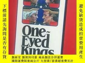 二手書博民逛書店One-eyed罕見kings : promise & illusion in Canadian politics