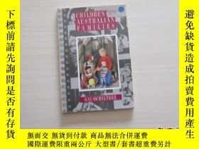 二手書博民逛書店CHILDREN罕見AUSTRALIAN FAMILIES【71