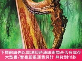 二手書博民逛書店The罕見Harp Of The Grey RoseY255174 De Lint, Charles Peng