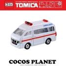 TOMICA 多美小汽車 NO.018 日產NV350 救護車 小汽車 COCOS TO175