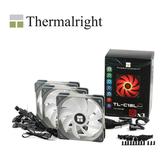 Thermalright 索摩樂 (利民) TL-C12L 12公分PWM RGB 機殼風扇