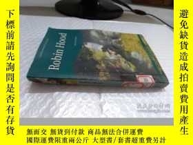 二手書博民逛書店Robin罕見Hood (Wordsworth Children