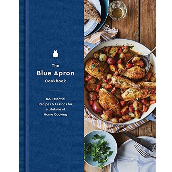 2018/2019 美國得獎作品 The Blue Apron Cookbook: 165 Essential Recipes and Lessons October 24, 2017