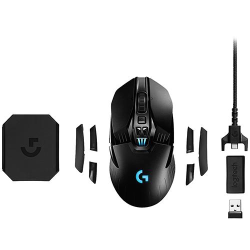 (全新HERO 16K 感應器) Logitech 羅技 G903 HERO LIGHTSPEED 無線 遊戲滑鼠