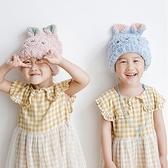 日式可愛兒童干發帽日本女童卡通吸水速干韓國公主浴帽寶寶包頭巾【全館免運】