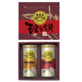 【黑橋牌】雙喜禮盒B(肉酥罐、肉絨罐) 團圓伴手禮禮盒