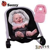 SOZZY嬰兒手推車安全座椅定型枕 防偏頭枕-321寶貝屋