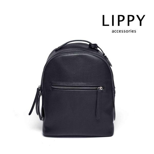 LIPPY Courtney科特妮-黑色 Backpack 後背包