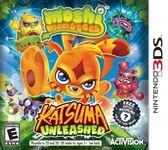3DS Moshi Monsters: Katsuma Unleashed 莫希怪獸:羯摩偷跑(美版代購)