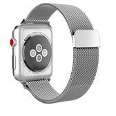 黑五好物節★apple watch 表帶米蘭尼斯手表帶蘋果手表表帶