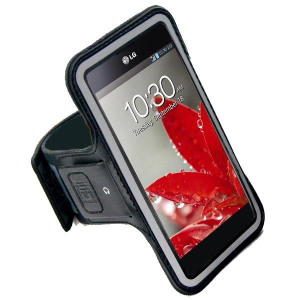 KAMEN Xction甲面X行動LG Optimus G專用運動臂套LG E975運動臂帶LG Optimus GJ E975W運動臂袋運動手機套